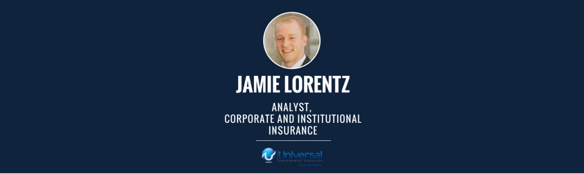 Jamie Lorentz Joins Universal Insurance Services
